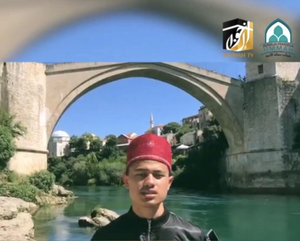 Jambatan Lama Othmaniah Mostar, Bosnia